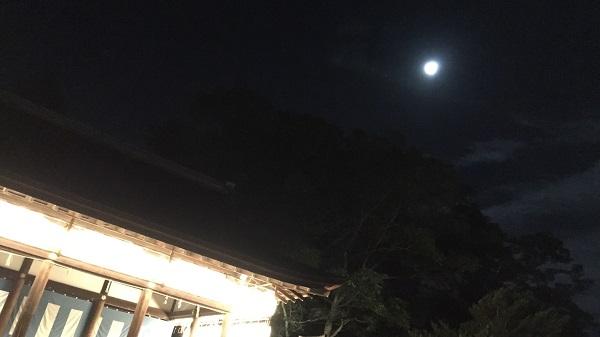 上賀茂神社 賀茂観月祭(11月6日追記)