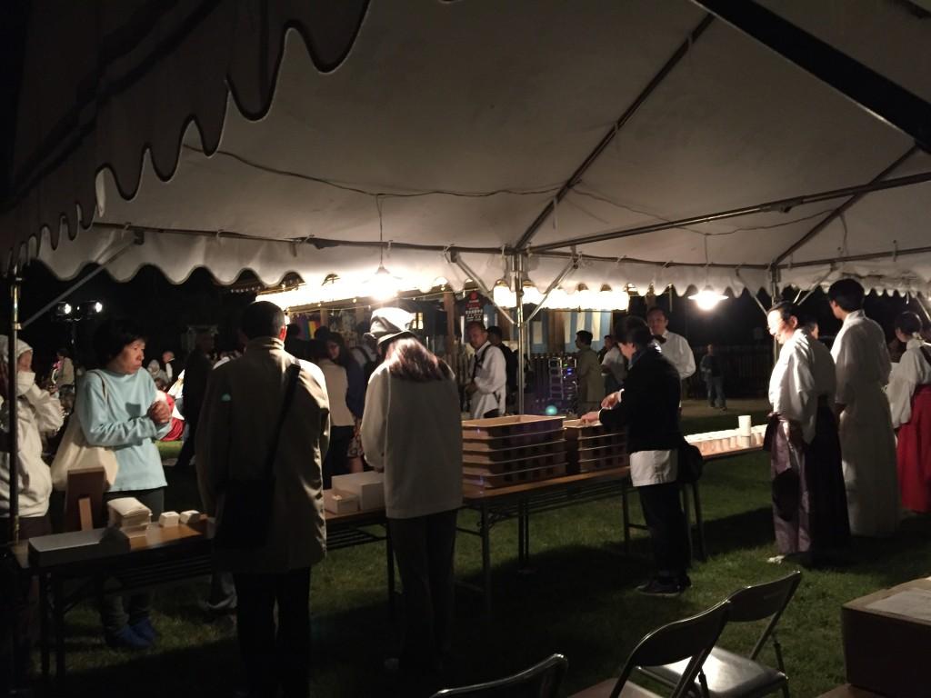 上賀茂神社観月祭4