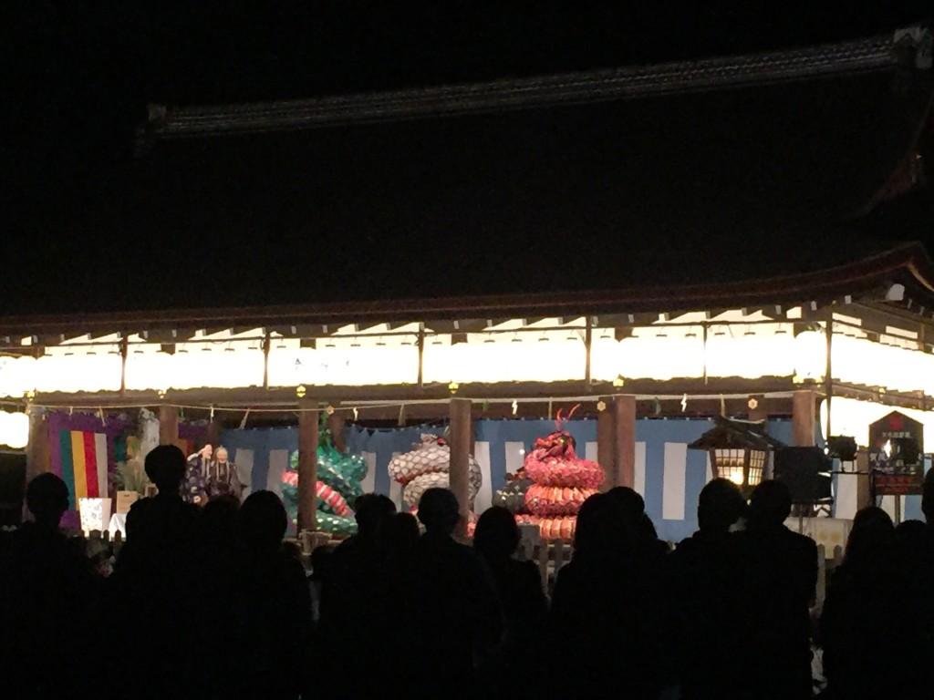 上賀茂神社観月祭7