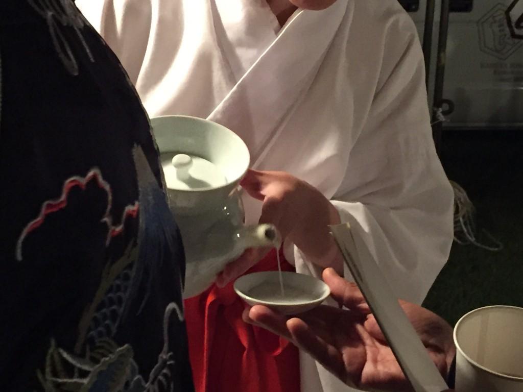 上賀茂神社観月祭9