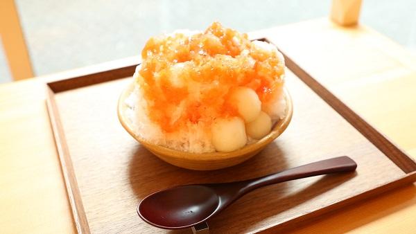 かき氷 新しい味(8月22日追記)